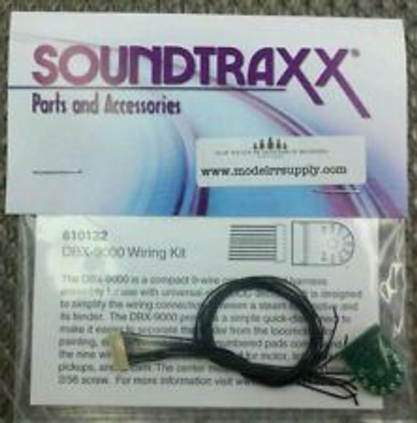 Soundtraxx 810132 DBX-9000 Locomotive to Tender Wiring Kit