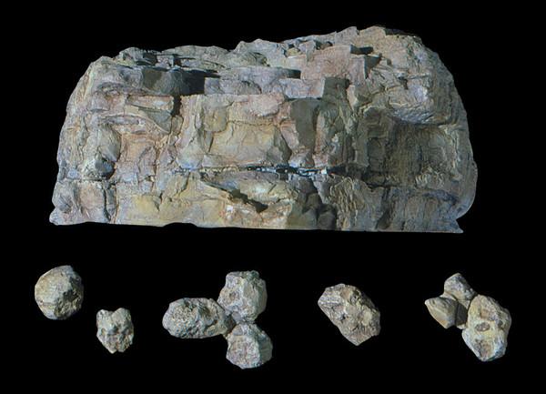 Woodland Scenics C1236 Rock Mold - Classic Rock