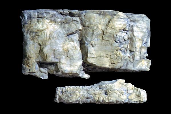 Woodland Scenics C1239 Rock Mold - Strata Stone