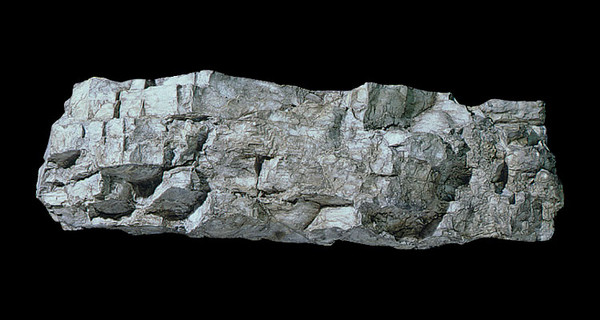 Woodland Scenics C1244 Rock Mold - Facet Rock