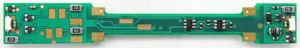 TCS 1029 AMD4 Atlas N scale 4 Function drop-in Decoder