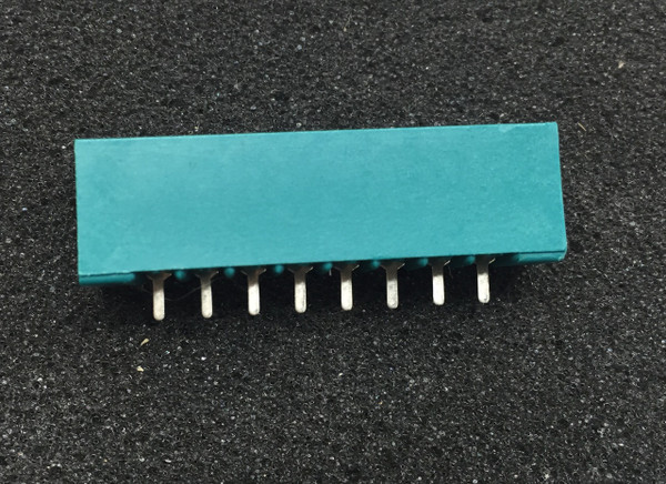 """ONE Edge Connector """"Exact Fit"""" for CIRCUITRON TORTOISE Switch Machine"""
