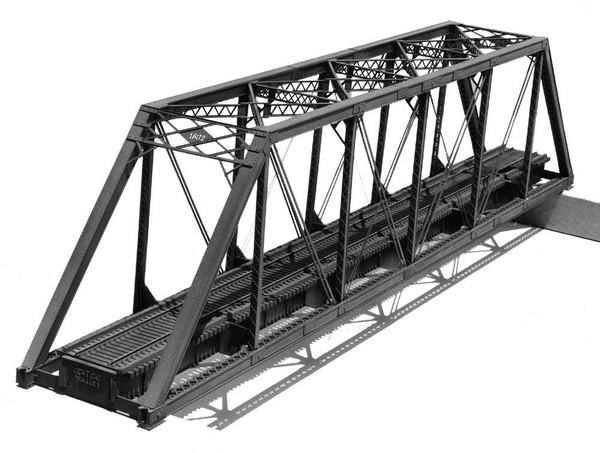 CENTRAL VALLEY 1902 HO 150' Pratt Truss Bridge kit