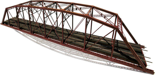 CENTRAL VALLEY 1900 HO 200' Double Track Bridge kit