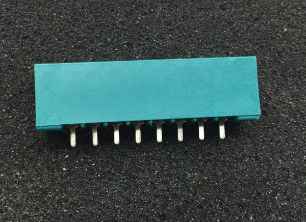 """12 PK Edge Connector """"Exact Fit"""" for CIRCUITRON TORTOISE Switch Machine"""