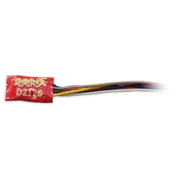 DIGITRAX DZ126 Wired Decoder