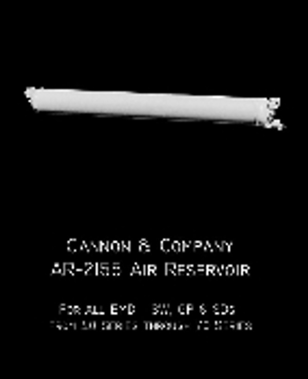 Cannon & Co 2155 EMD Air Reservoirs