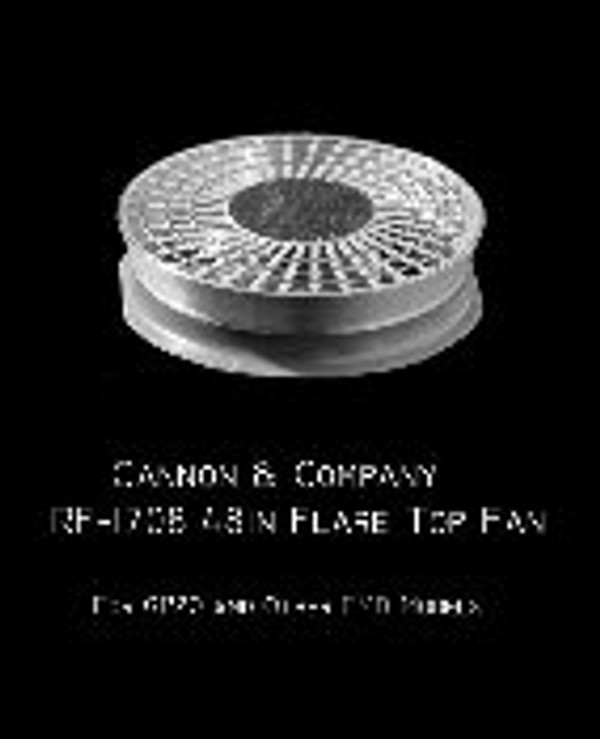 Cannon & Co 1708 Flare Top Radiator Fan