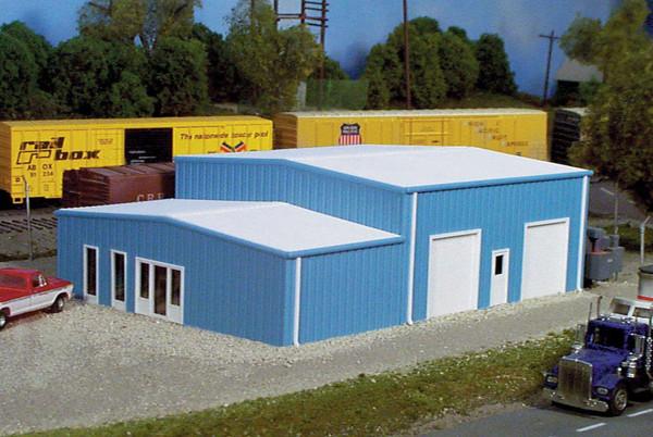 Pikestuff 5006 HO General Contractor's Building kit