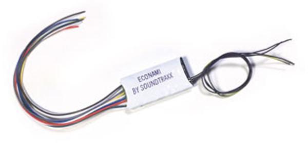 Soundtraxx 882002 ECO-200 Diesel 6 Function 2 Amp ECONAMI Sound Decoder