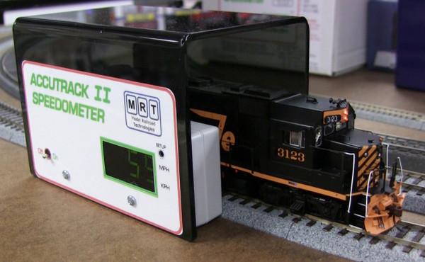 ACCUTRACK II Speedometer by Model Railroad Technologies