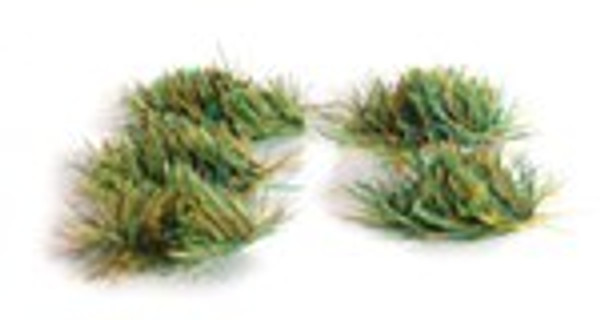 PECO Scene PSG-50 4mm Self Adhesive Grass Tufts Summer 100 Pack