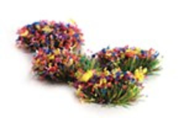 PECO Scene PSG-51 4mm Self Adhesive Grass Tufts Flowers 100 Pack