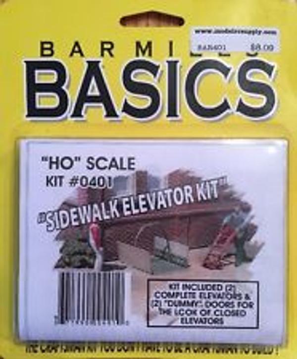BAR MILLS 401 HO Sidewalk Elevator Kit