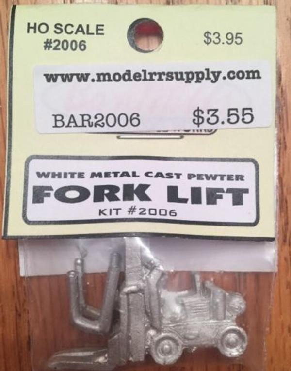 BAR MILLS 2006 HO Forklift