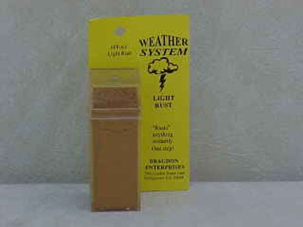 Bragdon FF-61 Weathering Powder - Light Rust