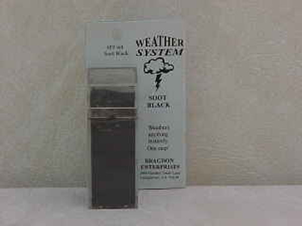 Bragdon FF-64 Weathering Powder - Soot Black