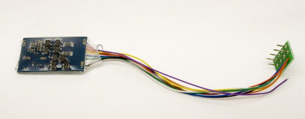 ESU 53611 LokPilot Standard DCC Mobile Decoder NMRA 8 Pin