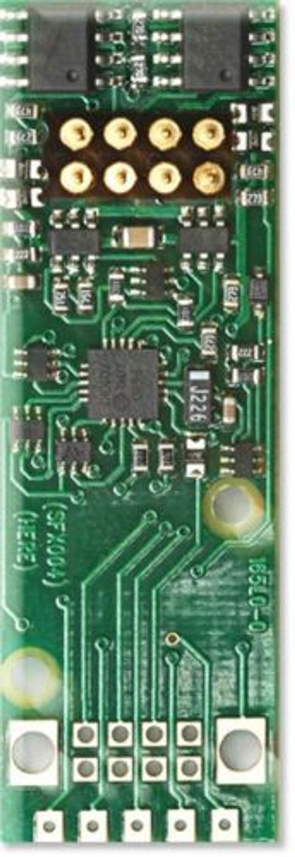 DH165L0 1.25 Amp HO Scale Mobile Decoder fits many Lifelike GP7/SD60 Locos