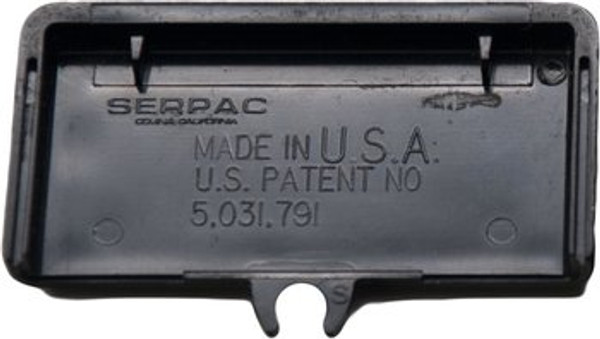 DIGITRAX BATCOV Throttle Battery Cover Replacement