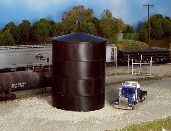 RIX 503 HO Water/Oil Tank 29′ Peaked Top (Kit)