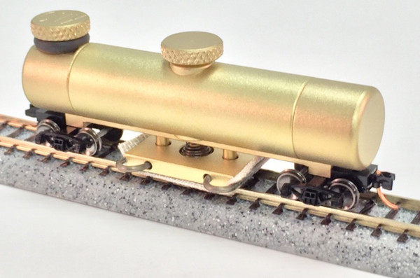 "CMX N Brass Track Cleaning Car ""Clean Machine"" - FREE USA SHIPPING"