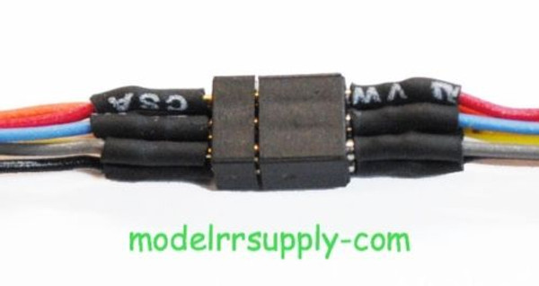 TCS 1411 6-Pin(2x3) Mini Connector (Colored)
