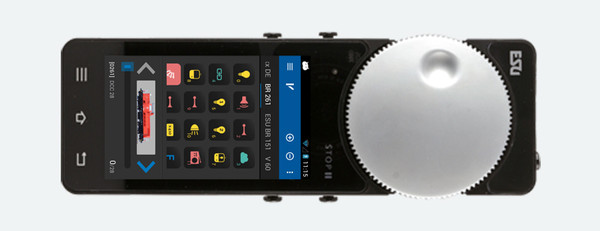 ESU 50114 Mobile Control II Throttle