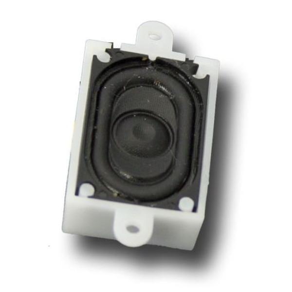 ESU 50330 16mm x 25mm 4 ohms speaker with sound chamber / enclosure