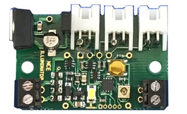 NCE 164 Illuminator decoder for Woodland Scenics Just Plug