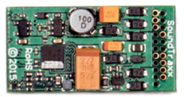 SOUNDTRAXX 885023 Tsunami2 TSU-21P NEM EMD-2 Diesel Locomotives Sound Decoder - NEW!