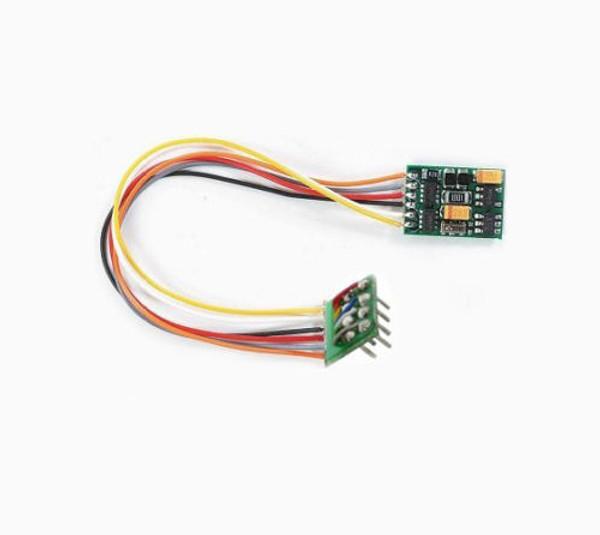 ESU 54683 LokPilot Micro V4.0 MM/DCC/SX 8-Pin NEM652 with cable