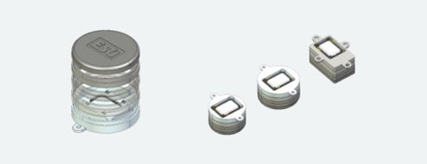 ESU LokSound 50341 Modular speaker baffle set & Sugar Cube speaker