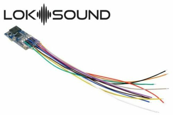 ESU 58823 Loksound 5 DCC Micro - Bare wire ends
