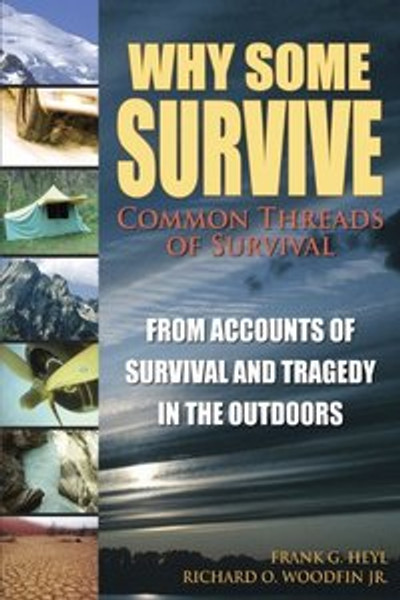 Why Some Survive (Paperback)