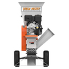 Beast Brush Master Series 15 HP 420cc Commercial Duty Chipper Shredder with 4 in. Diameter Feeder- NEW (not sold in California)