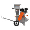 Brush Master Series 15 HP 420cc Commercial Duty Chipper Shredder with 4 in. Diameter Feeder- NEW (not sold in California)