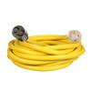 Universal 25 ft. 10/4, 240-Volt 30 Amp Universal Generator Extension Cord