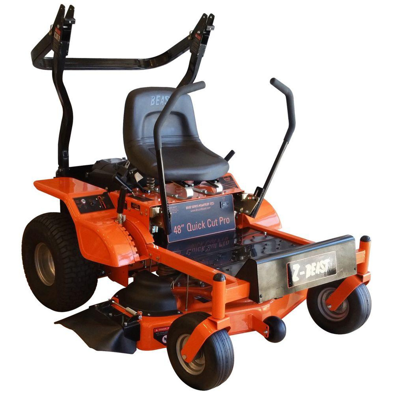 Z-BEAST 48 in  Zero Turn Riding Mower with powerful dual hydrostatic  drives  Powered by a 20 HP Briggs & Stratton Pro Series Engine  COMMERCIAL