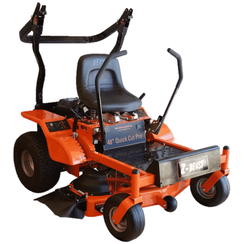 Beast Z-Beast Series 20HP Heavy Duty 48 in. Zero Turn Riding Mower with Rollbar Powered by Briggs & Stratton Intek Engine - New (not sold in California)