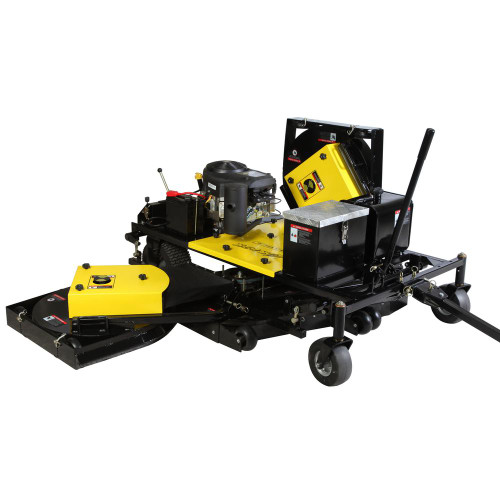 Beast 25 HP 100 in. Tow-Behind Mower, Convertible into a 52 in. Finish Cut or  Brush Mower, Powered by a Briggs and Stratton Pro Series 25HP Engine - New (not sold in California)