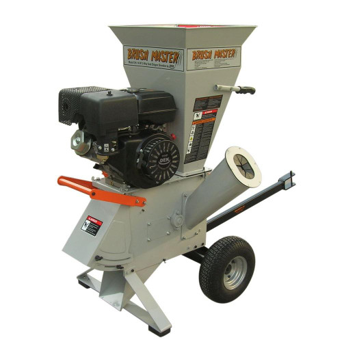Beast Brush Master Series 11 HP 270cc Commercial Duty Chipper Shredder with 3 in. Diameter Feeder - Scratch and Dent (not sold in California)