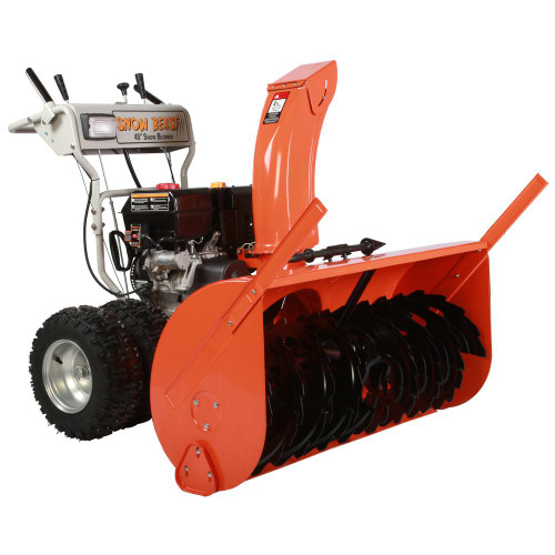 Beast Snow Beast Series 15 HP 45 in. Commercial Duty Two-Stage Gas Snow Blower with Electric Start  - Scratch and Dent (not sold in California)