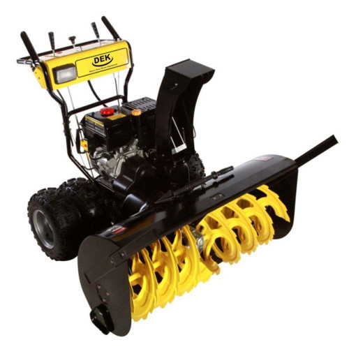 DEK 45in. Commercial 420cc Electric Start 2-Stage Gas Snow Blower, No Assembly Required - New (not sold in California)