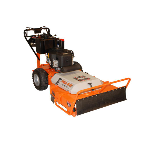 BRUSH BEAST - 36 in. 22 HP Subaru Commercial Duty Dual Hydro Brush Power Type in Gas, Electric Start Gas Commercial Walk Behind Mower (not sold in California)