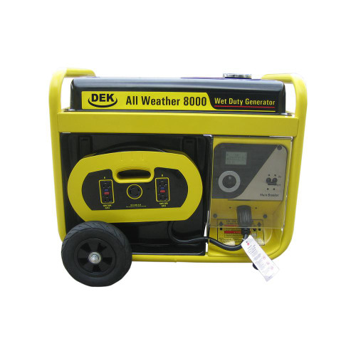 Electric Start Portable Gasoline Generator