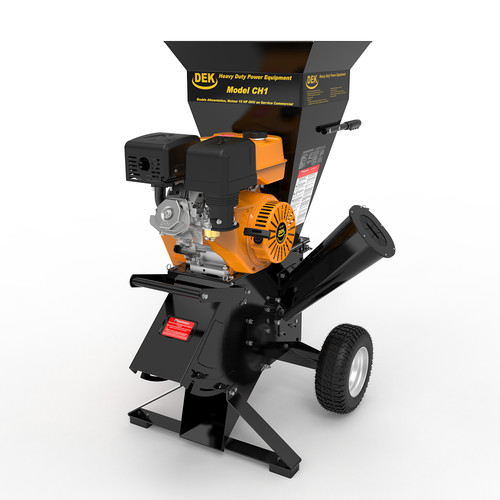 15 HP 420cc Commercial Duty Chipper Shredder with 4 in. Diameter Feeder- NEW (not sold in California)