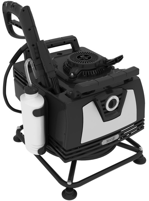 2350 PSI 2.3 GPM 5 HP Gas Pressure Washer with High Pressure Variable Spray Gun