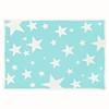 Blanki starry night blanket (aqua) - Full