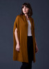 Sascha Cardigan - Brass (side)